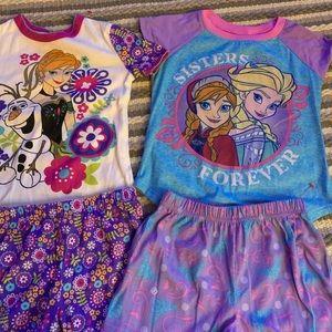 Girl Disney Pajamas
